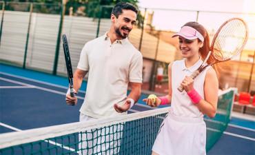 Теннис для взрослых